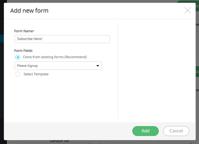 ARMember - Add Form to Site