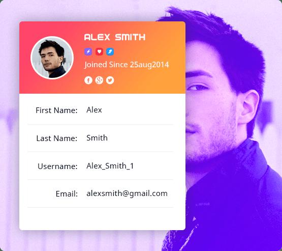 user_profile_template