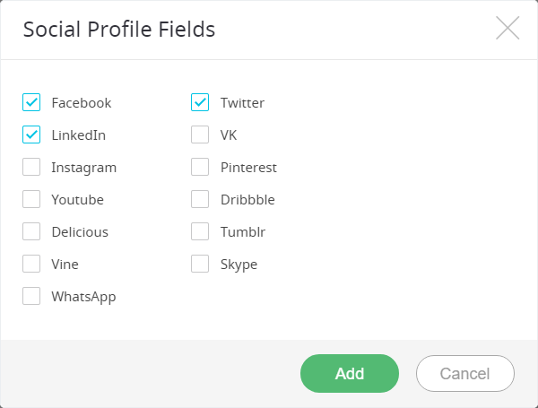 ARMember_Social_fields_options