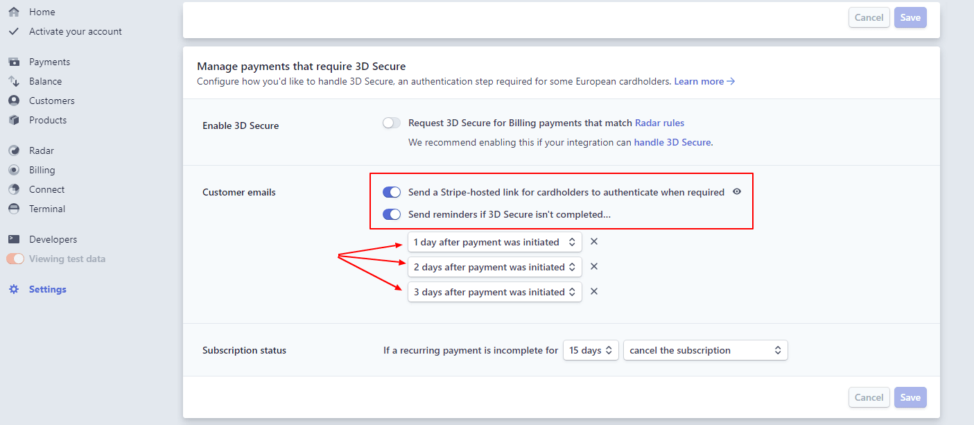 ARMember General Settings ( Payment Gateways )