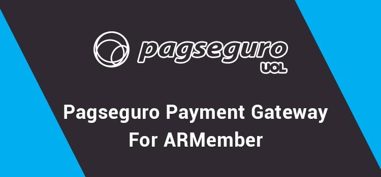 ARMember - Pagseguro Payment Gateway Addon