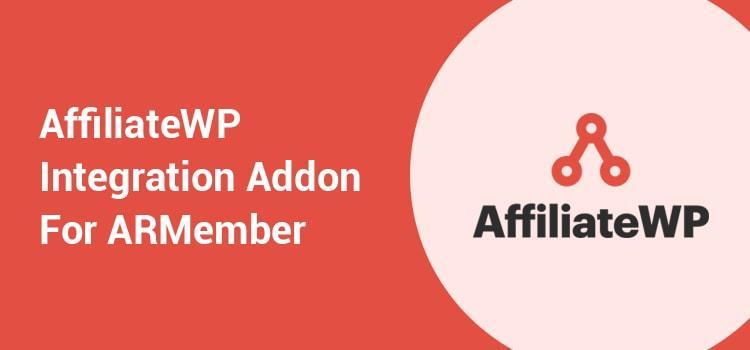 ARMember - AffiliateWP Addon
