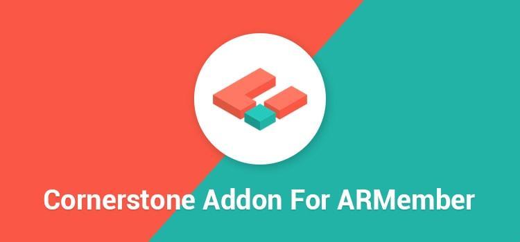 ARMember - Cornerstone Addon