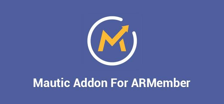 ARMember - Mautic Addon