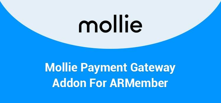 ARMember - Mollie Payment Gateway Addon