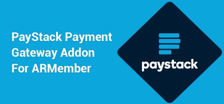 ARMember - PayStack Addon