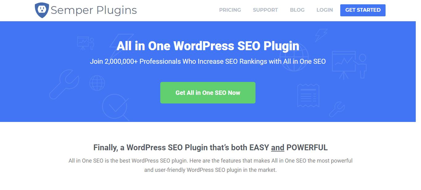 AIO SEO WordPress Plugin