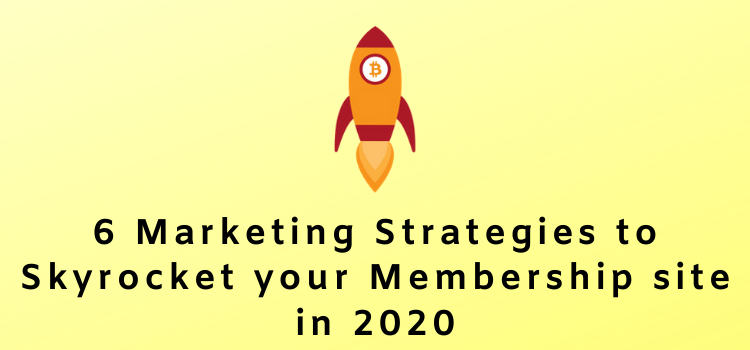 Skyrocket your Membership site