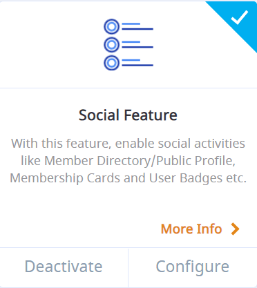 Social Feature