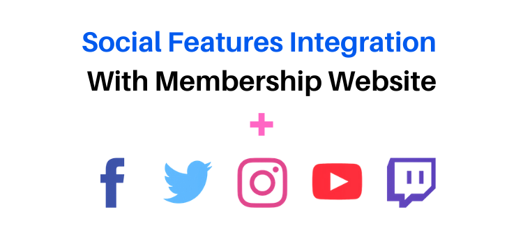 Social Features Integration