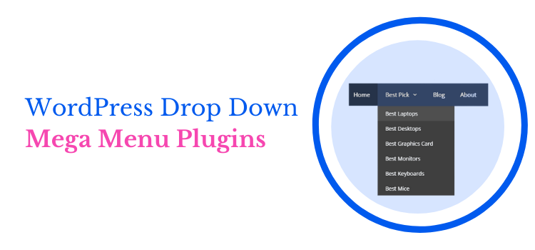 Drop Down Mega Menu Plugins