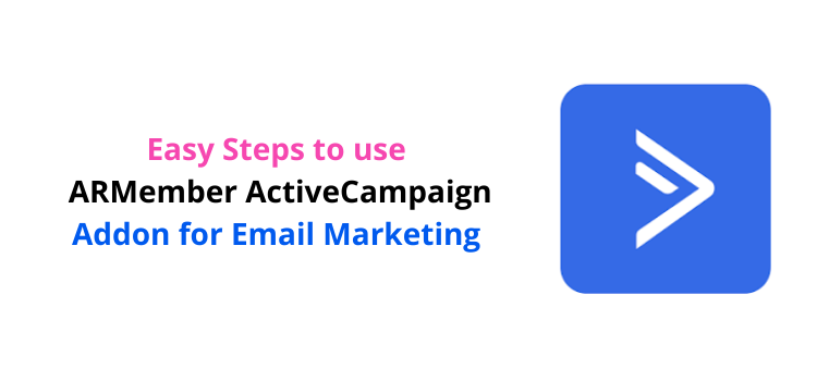 ARMember ActiveCampaign Addon for Email Marketing
