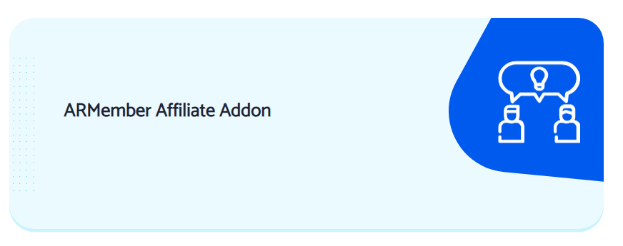 ARMember Affiliate Addon-min
