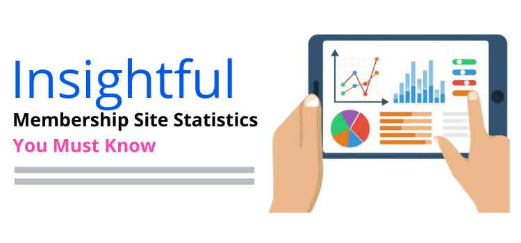 Membership Site Statistics