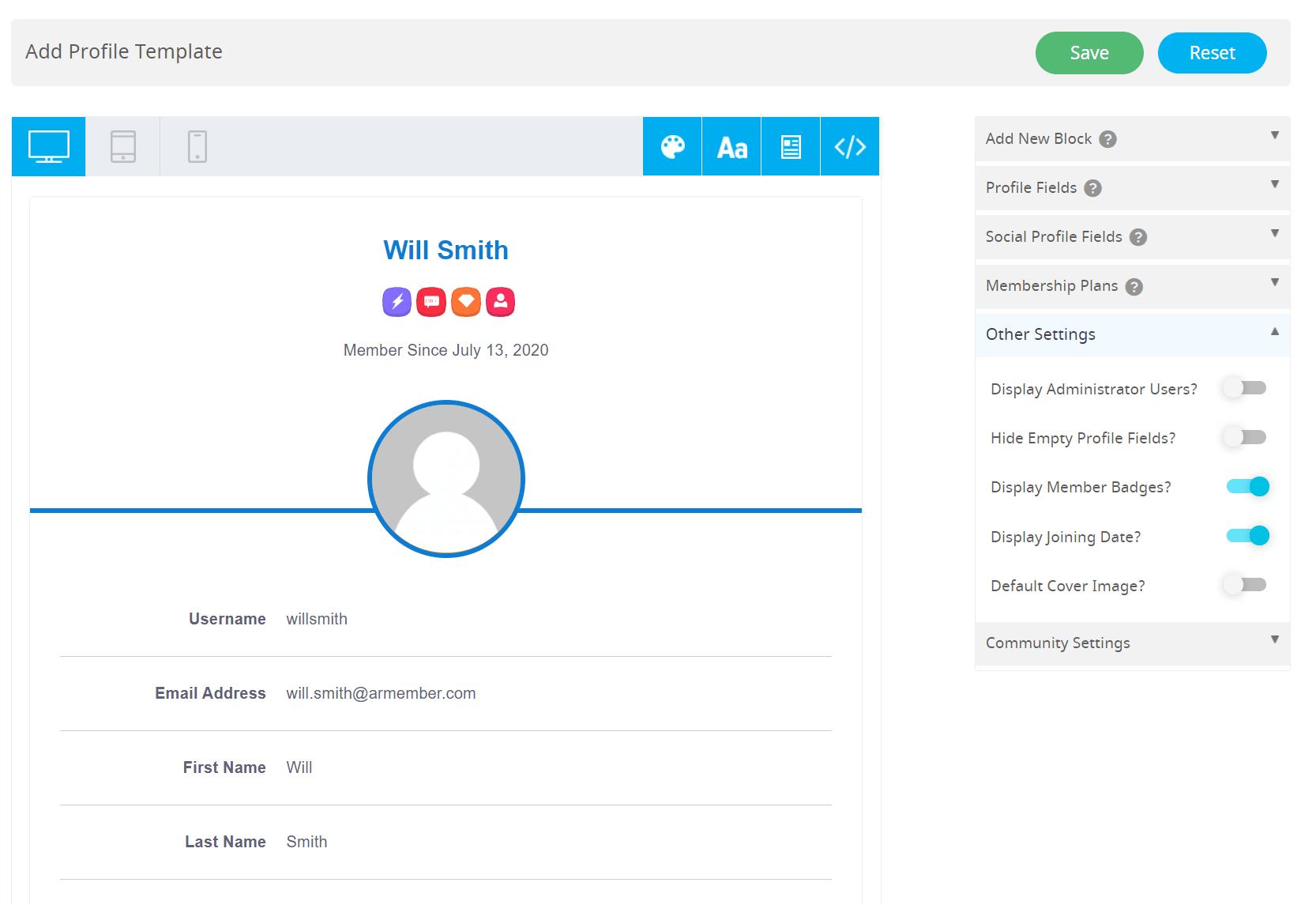 profile template-min