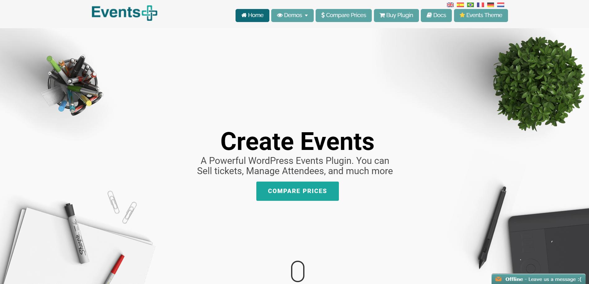 WP EventsPlus
