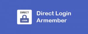 direct login with ARMember
